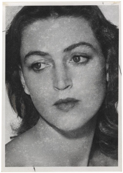 Man Ray, 'PORTRAIT OF A WOMAN', ca. 1940