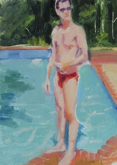 McWillie Chambers, 'Red Bikini'