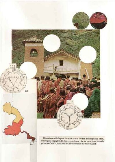 Pablo Helguera, 'Panamerican Suite: Historians will dispute', 2007