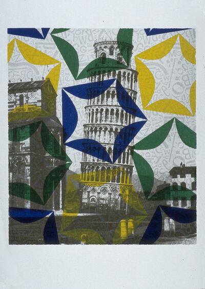 Paul Laster, 'Jocular Sounds (Tower)', 1992