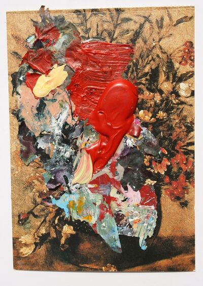 Hannah Williamson, 'Bloom with red', 2013