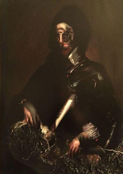 Luis Gomez, 'Van Dyck series 2', 2018