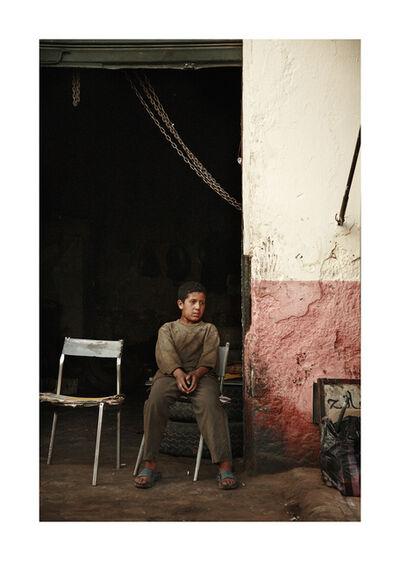 Leila Alaoui, 'Untitled - NoPasara', 2013
