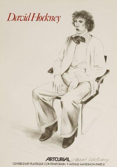 David Hockney, 'Gregory Evan', 1979