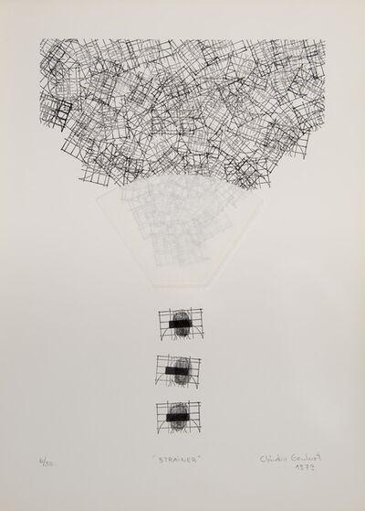 Cláudio Goulart, 'Strainer', 1979