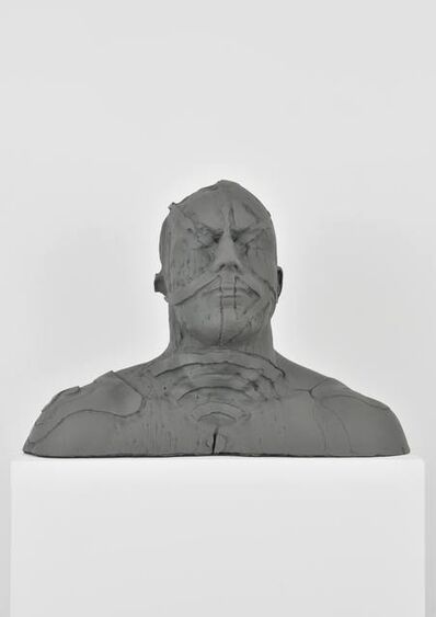 Recycle Group, 'Head of Priest 1', 2016