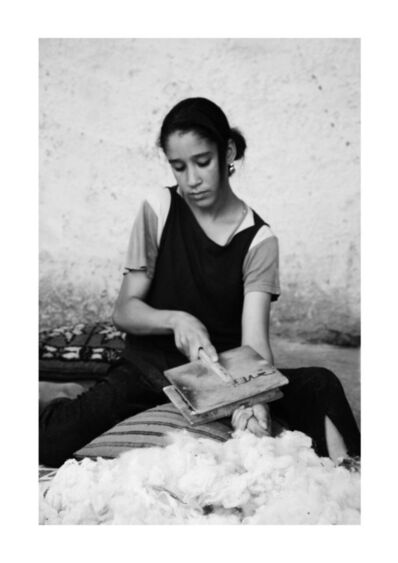 Leila Alaoui, 'Untitled - No Pasara ', 2013