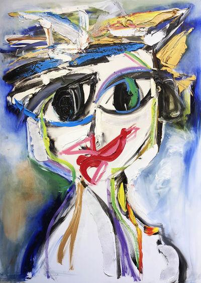 Lea Fisher, 'Self-Portrait In Da Club', ca. 2018