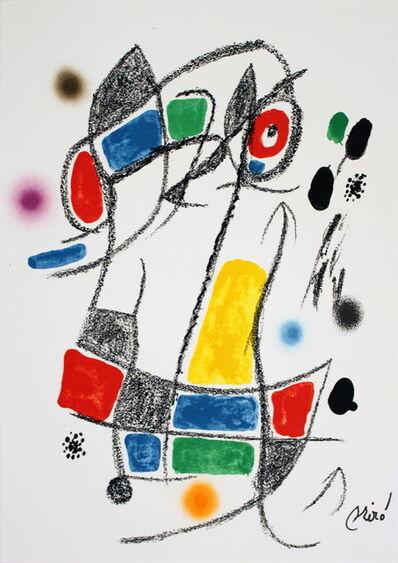 Joan Miró, 'Maravillas #1053-1975', 1975