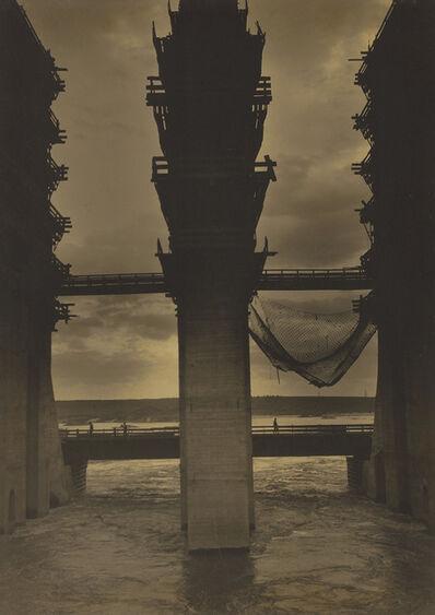 Margaret Bourke-White, 'The World's Largest Dam – Dnieperstroi', 1930
