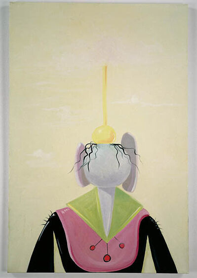 George Condo, 'Figure Composition', 1994