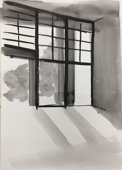 Sara Berman, 'Ink Rooms 3', 2017