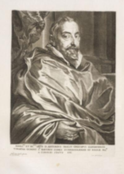Anthony van Dyck, 'Perill.us et Re.mus Dnus. D. Antonius Triest Episcopus Gandavensis', 1759