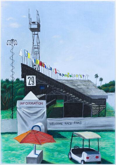 Cole Case, 'Grandstand 29 Long Beach Grand Prix 4.9.17', 2017