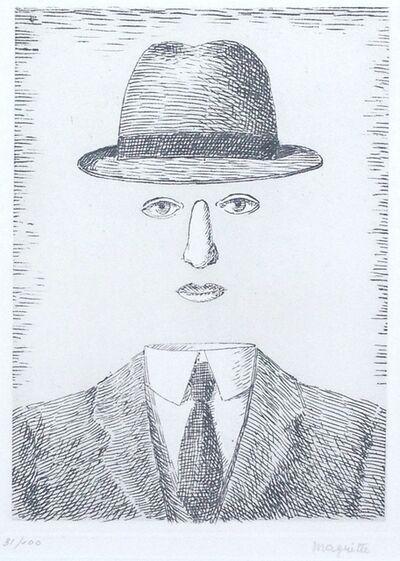 """René Magritte, '""""Paysage de Baucis""""', 1966"""