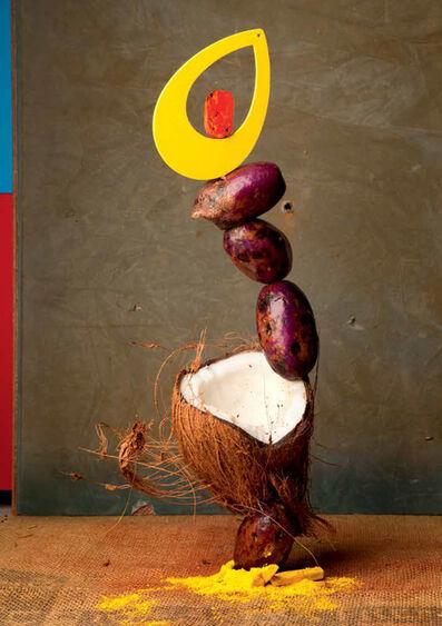 Lorenzo Vitturi, 'Yellow Chalk #1', 2013