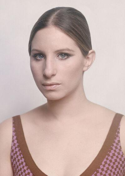 Lawrence Schiller, ''Plaza Hotel, New York, 1969' from the portfolio' from the portfolio 'Ten portraits of Barbra Streisand'', 1969