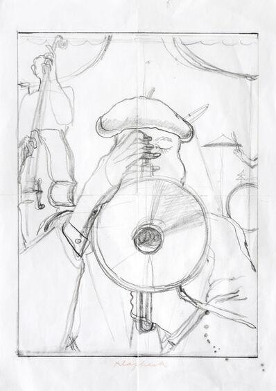 Konrad Klapheck, 'Jazzclub 52nd Street', 2005