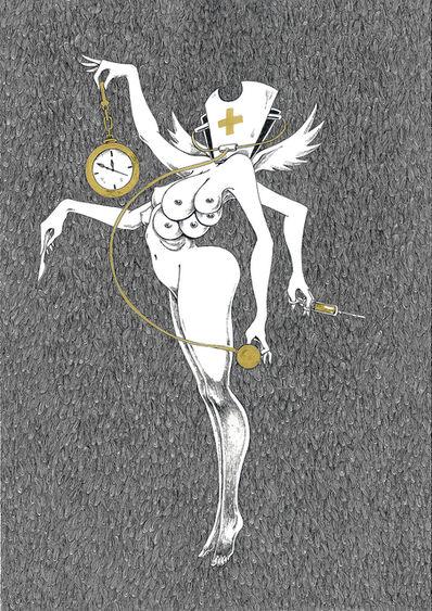 Doruk Paksoy, 'Treatment of Time', 2017