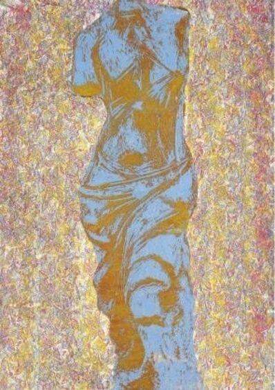 Jim Dine, 'Nine Views of Winter # 6', 1985