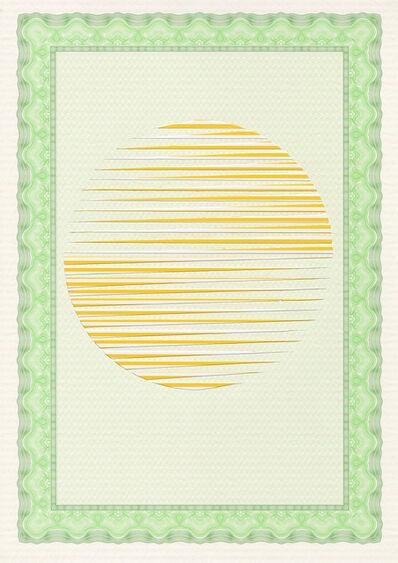 Oscar Abraham Pabon, 'De la serie Artesanías Modernas (11)', 2014
