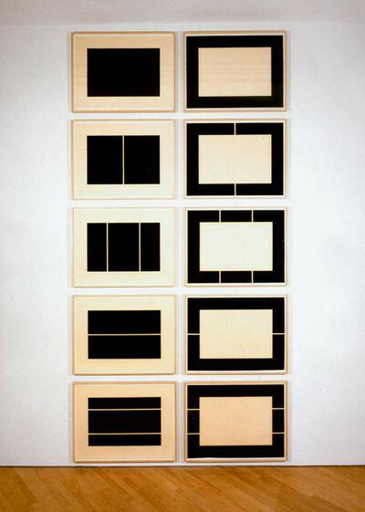 Donald Judd, 'Untitled', 1988