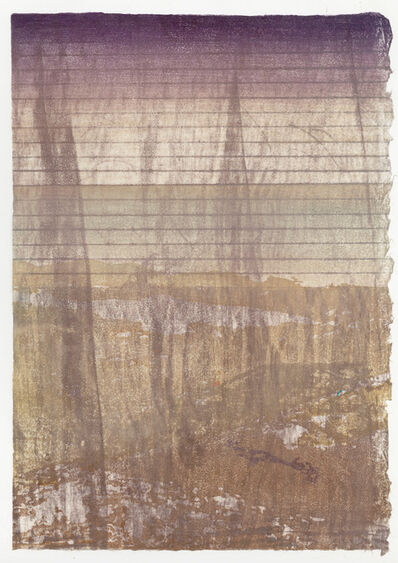 Paul Furneaux, 'Sheets of Rain :Lewis', ca. 2017