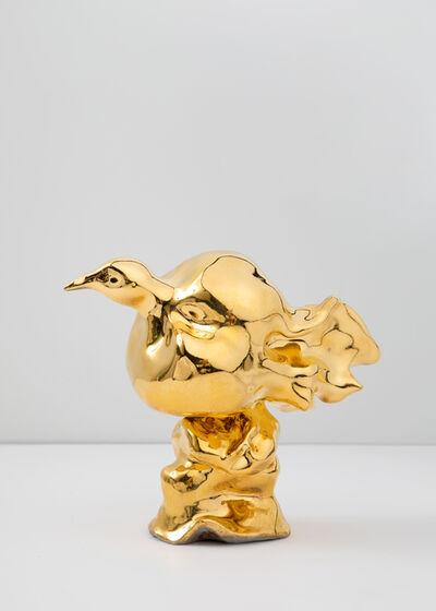 FIONA WATERSTREET, 'Gold Bird #4', 2018