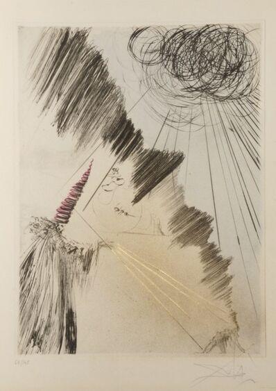Salvador Dalí, 'Faust Femme au Clown', 1969