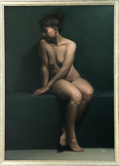 Marie Dejanon, 'Desnudo Femenino', ca. 2017