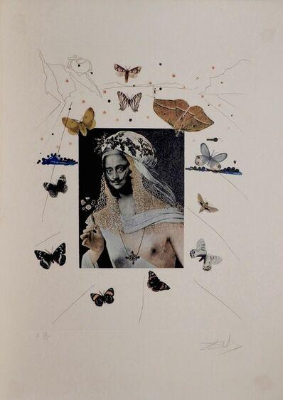 Salvador Dalí, ' Memories of Surrealism Surrealist Portrait of Dali ', 1971