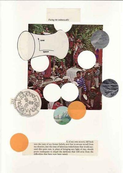 Pablo Helguera, 'Panamerican Suite: Facing the unkownable', 2007