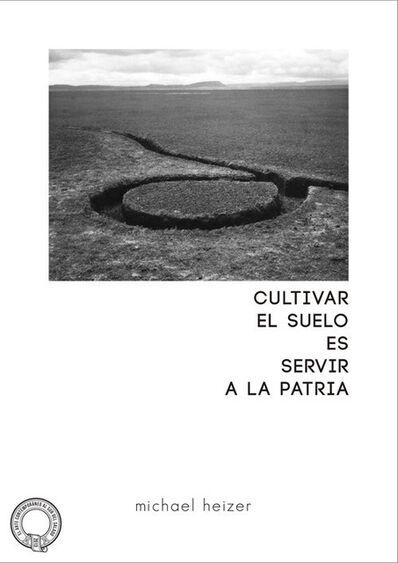 Valentin Demarco, 'Cultivar el suelo es servir a la patria', 2013