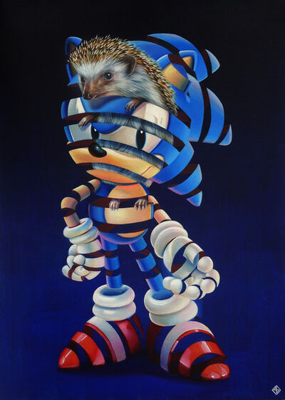 Super A, 'Sonic - Trapped Series', 2019