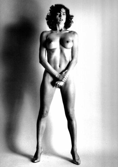 Helmut Newton, 'Big Nude III, Paris', 1980