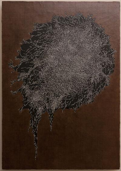 Takayuki Daikoku, 'Carve Painting 2', 2016
