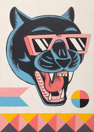 Luke Pelletier, 'Panther Party ', 2017