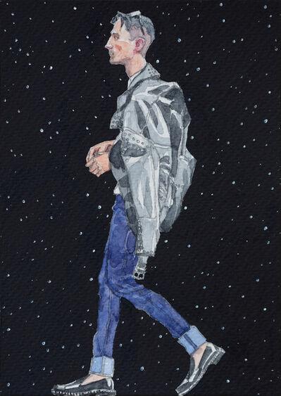 Roman Tolici, 'NEWYORKER 1 ', 2018