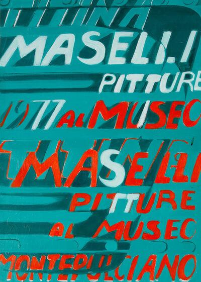 Titina Maselli, 'Senza titolo', 1977