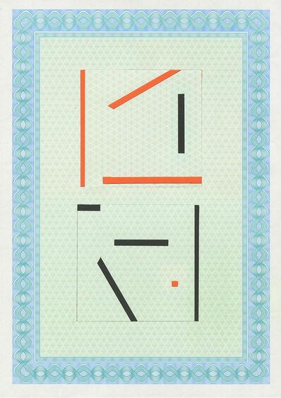 Oscar Abraham Pabon, 'De la serie Artesanías Modernas (4)', 2014