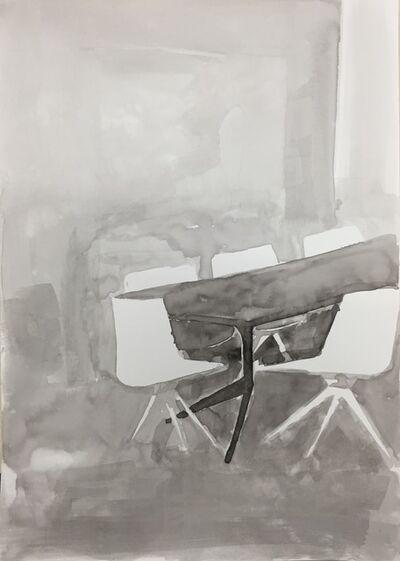 Sara Berman, 'Ink Rooms 4', 2017
