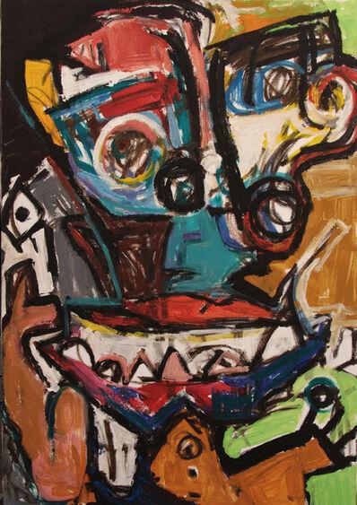 Parmis Sayous, 'Vice versa', 2008