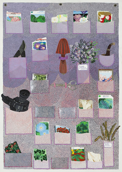 Daniele Akmen, 'La panoplie du jardinier', 1976