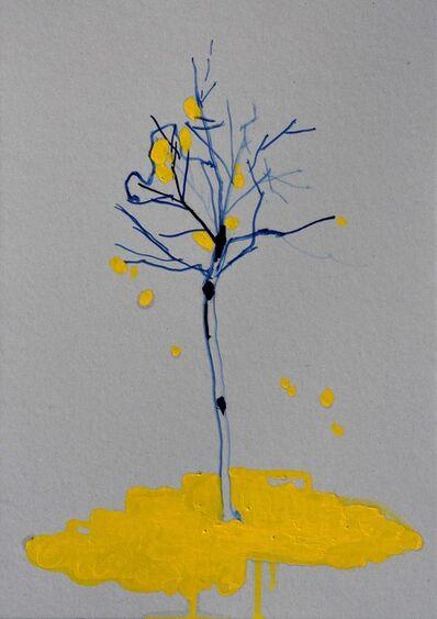 Serge Nyfeler, 'automne 2', 2016