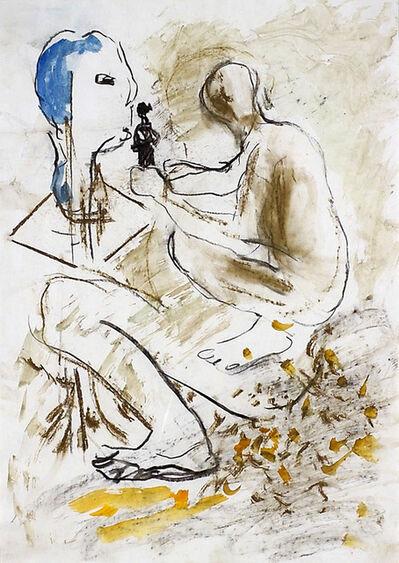 Johannes Brus, 'Der Bildhauer', 1985