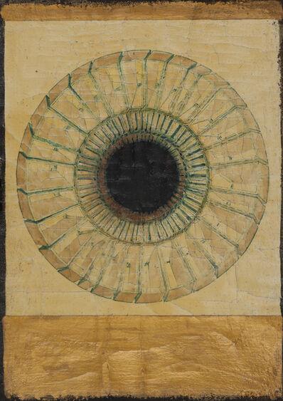 Paul Neagu, 'Human Iris', 1972