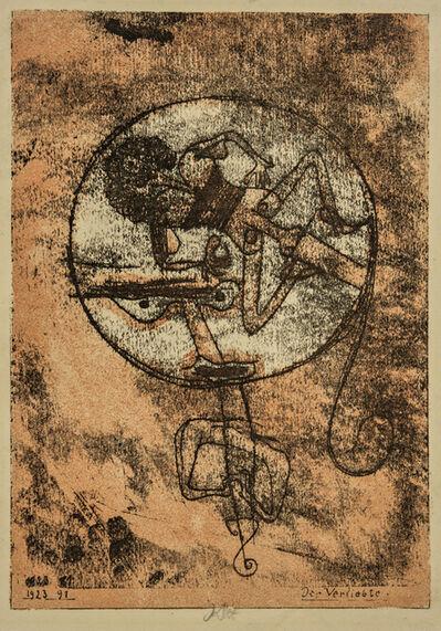 Paul Klee, 'Der Verliebte', 1923