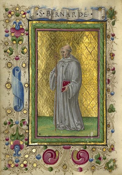 Taddeo Crivelli, 'Saint Bernard', 1469