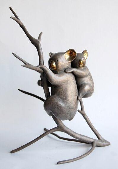 Loet Vanderveen, '#335, Koala and Baby'