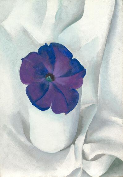 Georgia O'Keeffe, 'Petunia', 1925